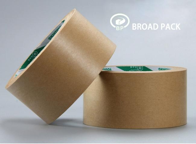hotmelt kraft tape broad pack adhesive co ltd